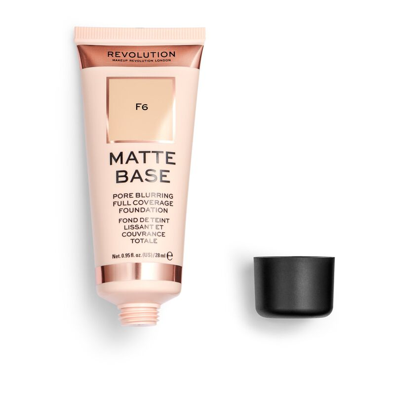 Matte Base Foundation F6