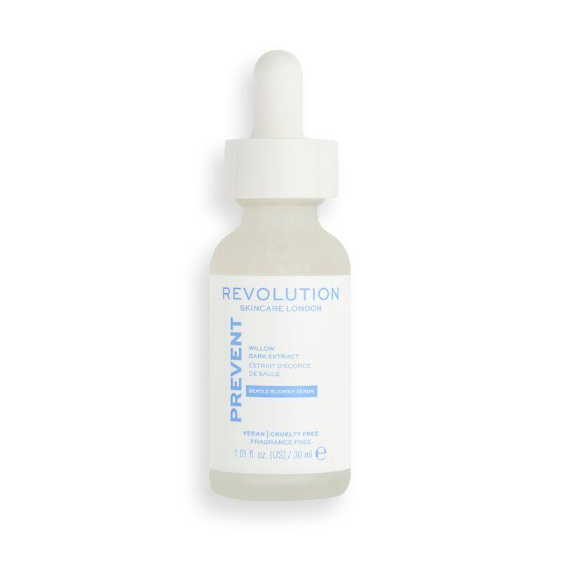 Revolution Skincare Willow Bark Extract Anti Blemish Serum