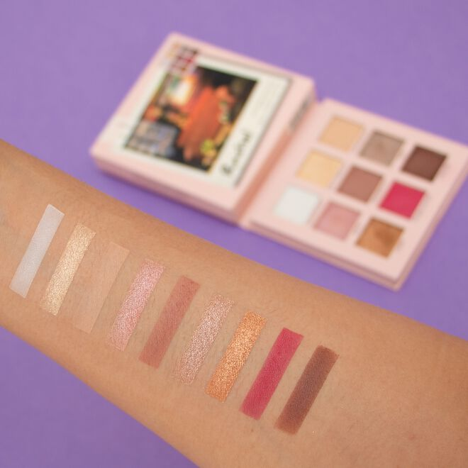 Makeup Revolution X Friends Rachel Eyeshadow Palette