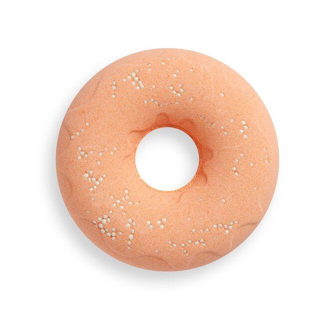 I Heart Revolution Peach sprinkle Donut fizzer