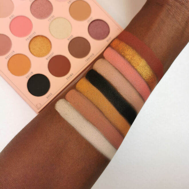 Makeup Obsession Mood Eyeshadow Palette