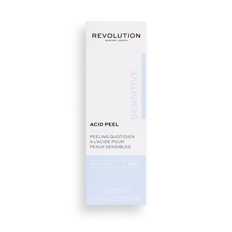 Revolution Skincare Sensitive Skin Peeling Solution