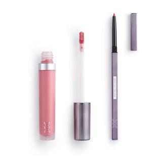 XX Revolution Xxude Liquid Lip Kit Disaster Gift Set