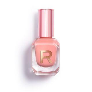 High Gloss Nail Polish Peach