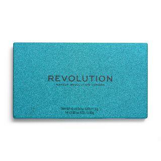 Makeup Revolution Precious Stone Emerald Shadow Palette
