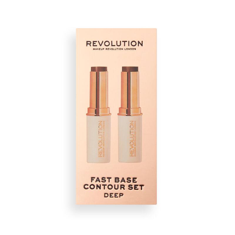 Makeup Revolution Fast Base Contour Set Deep