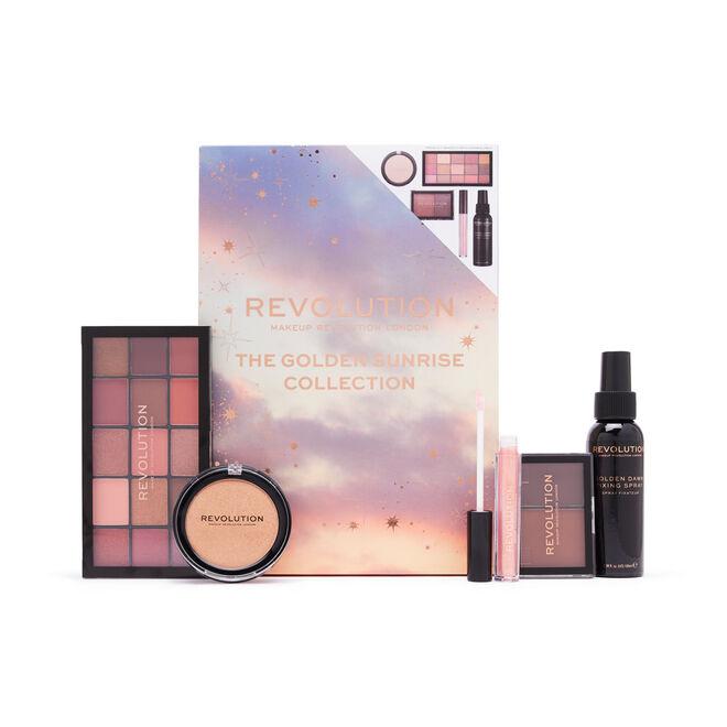 Makeup Revolution Golden Sunrise Gift Set