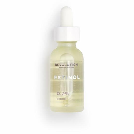 Revolution Skincare 0.2% Retinol Smoothing Serum