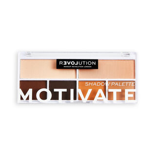 Relove by Revolution Colour Play Motivate Eyeshadow Palette