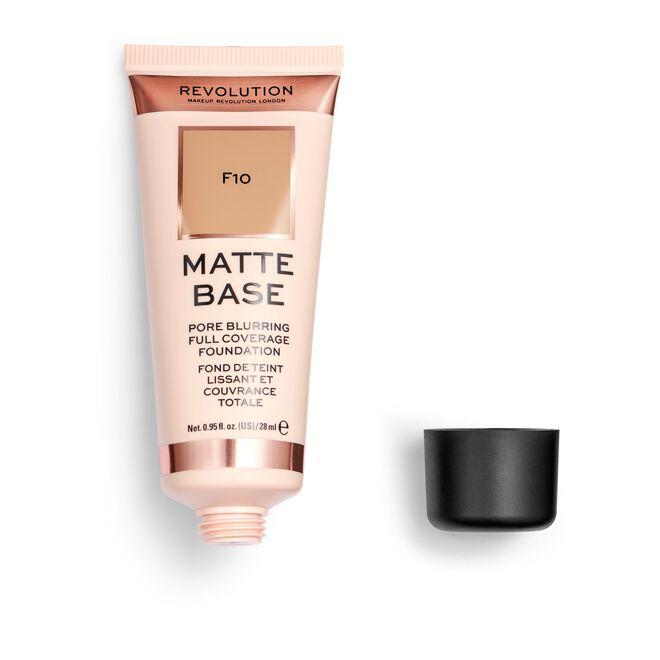 Matte Base Foundation F10
