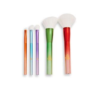 I Heart Revolution x Fruity Pebbles Brush Kit