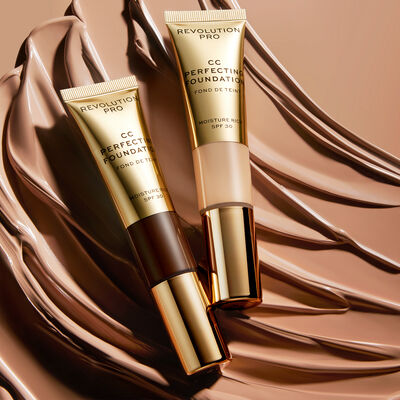 Revolution Pro CC Cream Perfecting Foundation SPF30