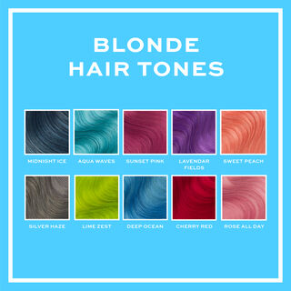 Revolution Hair Tones for Blondes