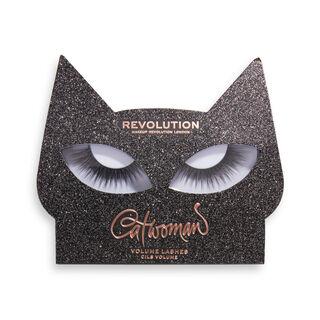 Catwoman™ X Makeup Revolution False Lashes