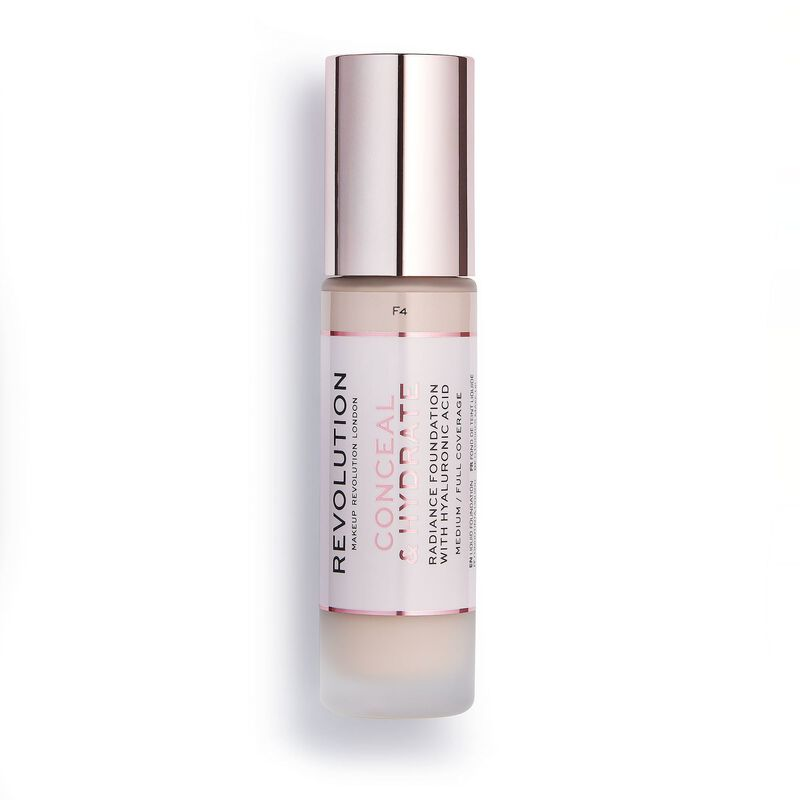Conceal & Hydrate Foundation F4