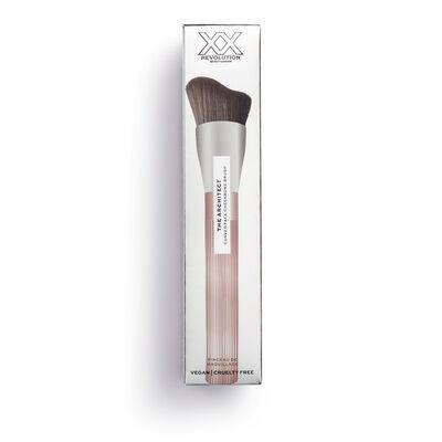 XX Revolution XXpert Brushes 'The Architect' Curved Face Cheekbone Brush