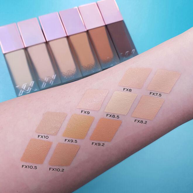 XX Revolution Glow Skin FauXXdation Foundation