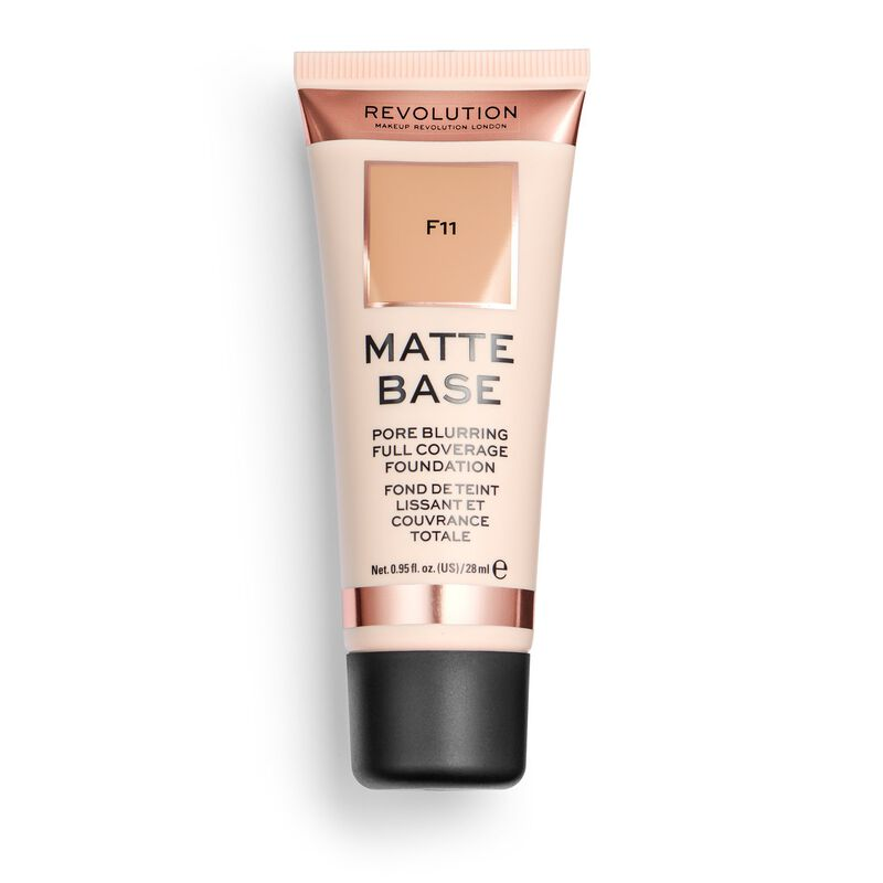 Matte Base Foundation F11
