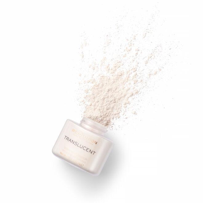 Loose Baking Powder Translucent