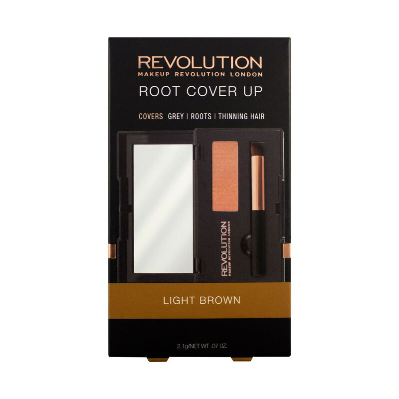 Hair Revolution Root Cover Up Light Brown