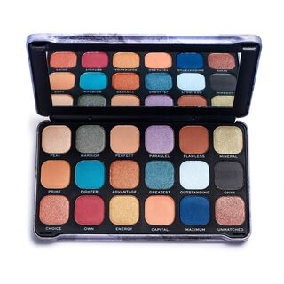 Makeup Revolution Forever Flawless Optimum Eyeshadow Palette