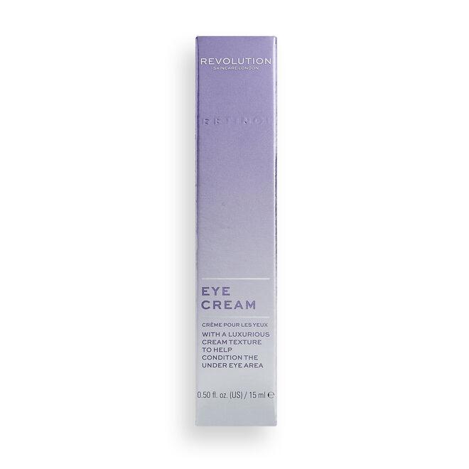 Revolution Skincare Retinol Smoothing Eye Cream