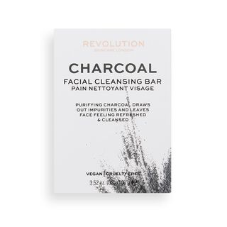 Revolution Skincare Charcoal Therapy Cleansing Bar