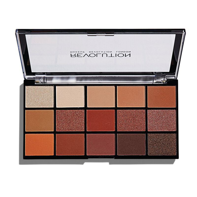 Reloaded Palette Iconic Fever
