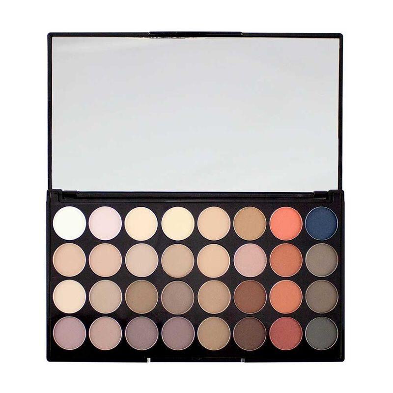 Ultra 32 Shade Eyeshadow Palette Flawless Matte 2