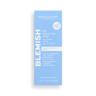Revolution Skincare 2% Salicylic Acid Targeted Blemish Serum SUPER SIZED