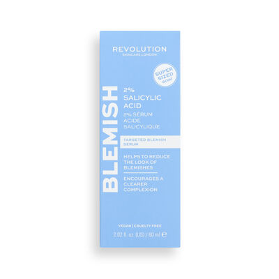Revolution Skincare 2% Salicylic Acid BHA Anti Blemish Serum SUPER SIZED