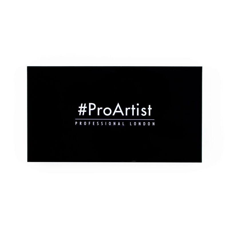 Pro Artist Pro HD Refillable Empty Palette