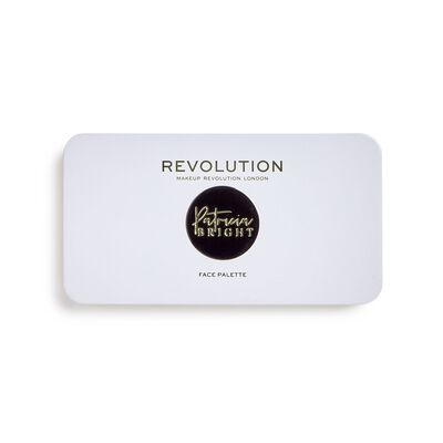Revolution X Patricia Bright You Are Gold Face Palette