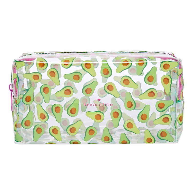 Tasty Cosmetic Bag Avocado