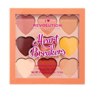 I Heart Revolution Heartbreakers Eyeshadow Palette Plush