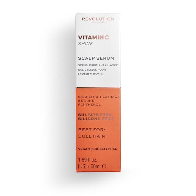 Revolution Haircare Vitamin C Shine Scalp Serum for Dull Hair