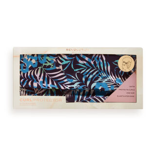 Revolution Haircare Satin Headband Tropical Print