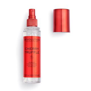 Makeup Revolution Precious Stone Fixing Spray Cherry Truffle