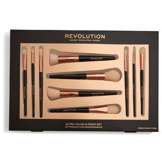Ultra Value 10 Piece Brush Set