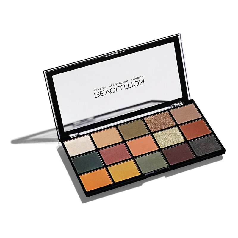 Reloaded Palette Iconic Division