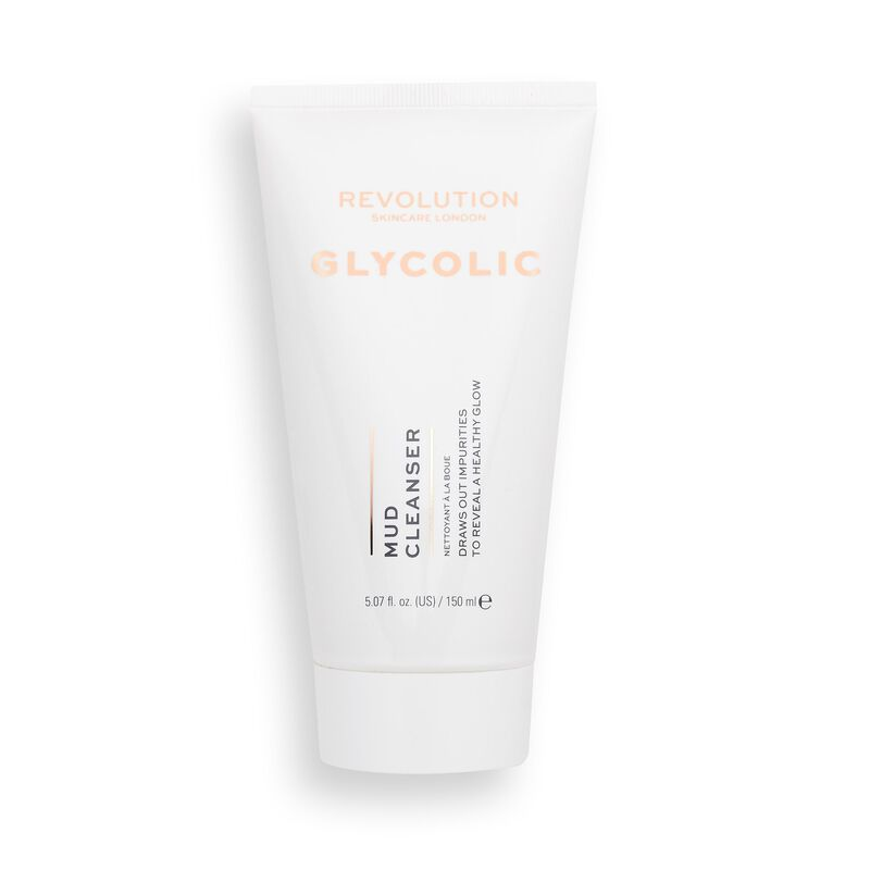 Revolution Skincare Glycolic Acid Glow Mud Cleanser