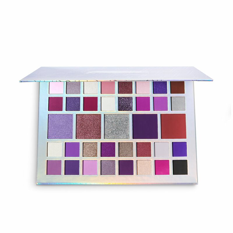 XX Revolution X Shadow Eyeshadow Palette X-Gen