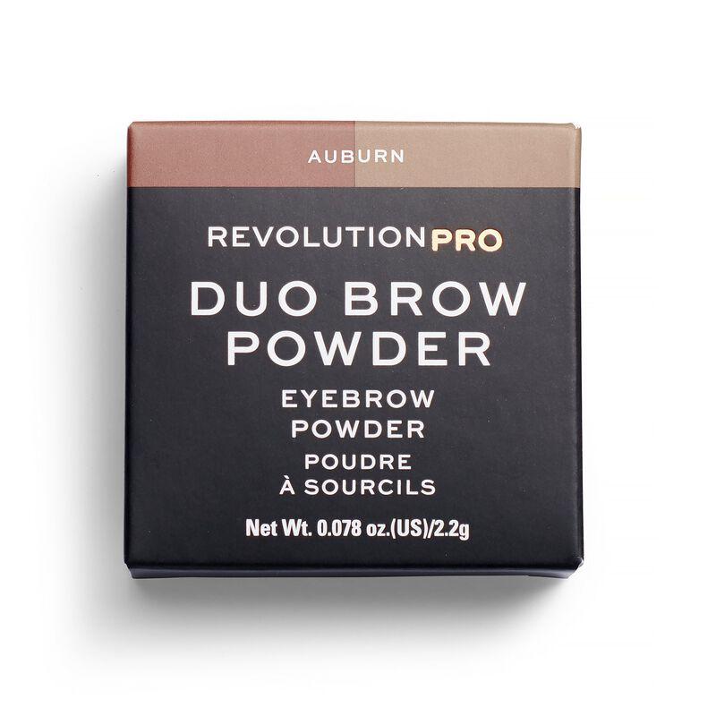 Duo Eyebrow Powder Auburn