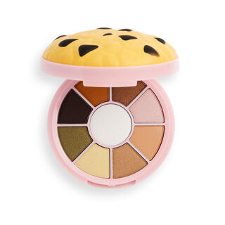 I Heart Revolution Chocolate Chip Cookie Eyeshadow Palette