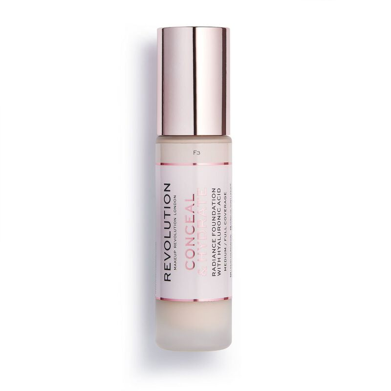 Conceal & Hydrate Foundation F3