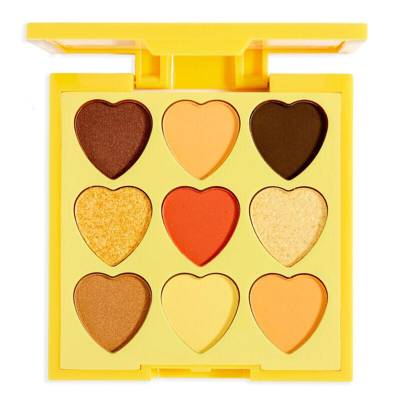 I Heart Revolution Heartbreakers Eyeshadow Palette Joy