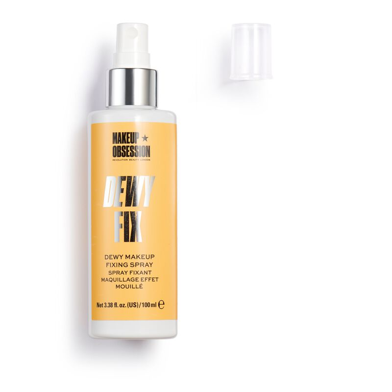 Makeup Obsession Dewy Fix Setting Spray