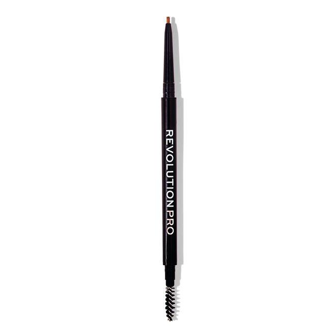 Microblading Precision Eyebrow Pencil - Medium Brown
