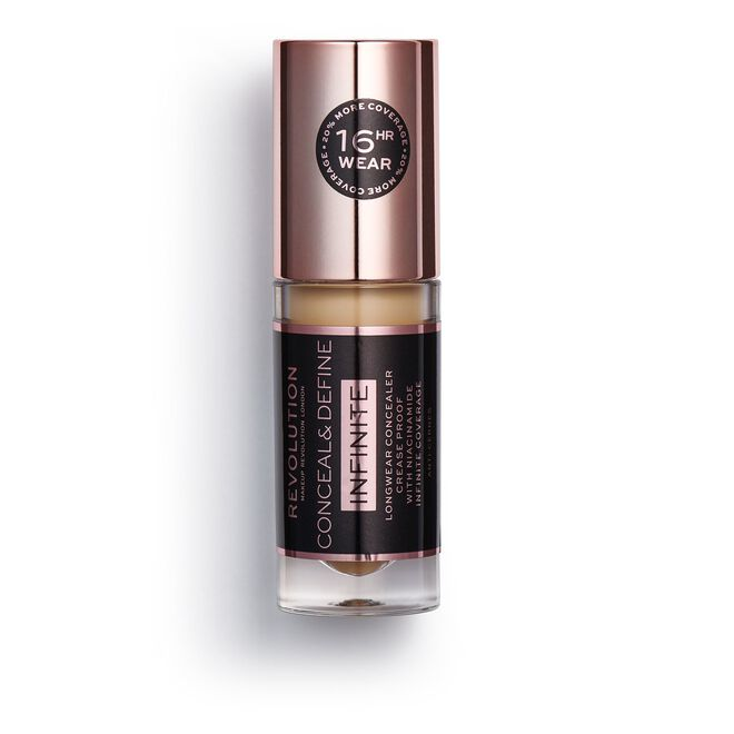 Makeup Revolution Conceal & Define Infinite Longwear Concealer (5ml) C9.5