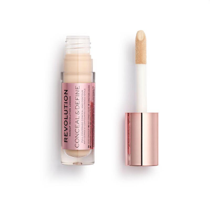 Makeup Revolution Conceal & Define Concealer C2.5